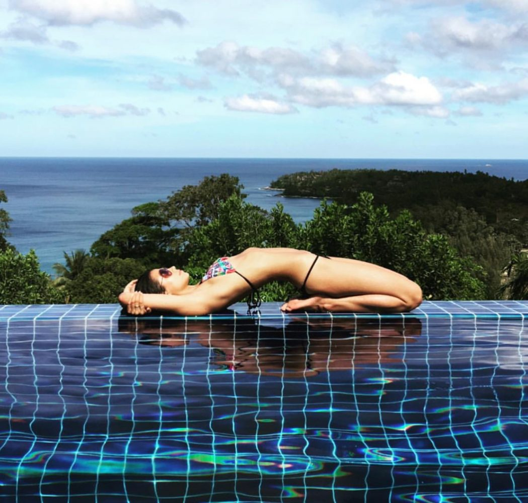 cleavage Feet Katie Keight naked photo 2017
