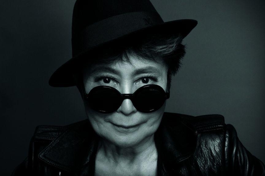 Yoko Ono-Theartgorgeous
