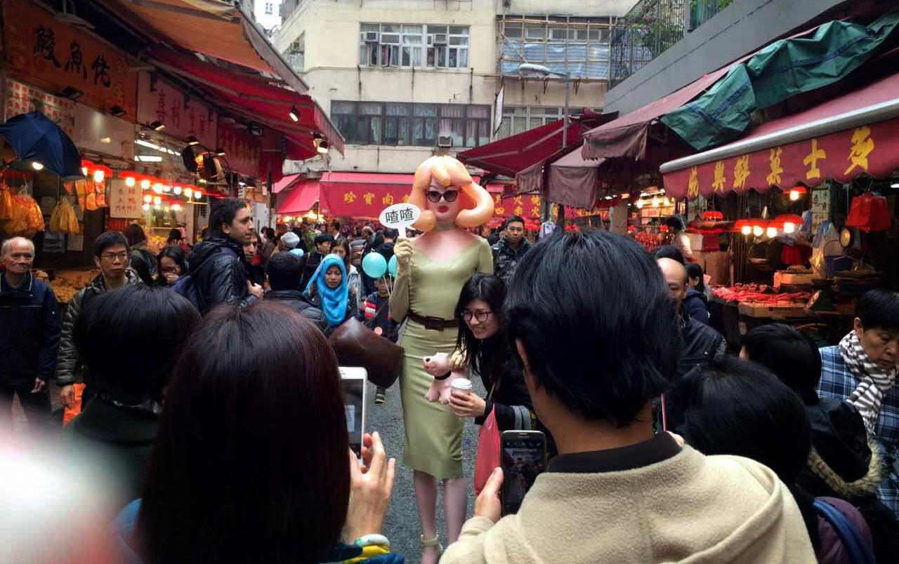 Ed Katz_Hong Kong Street Market_TheArtGorgeous