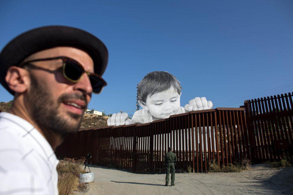 Mexico Border Wall_theartgorgeous