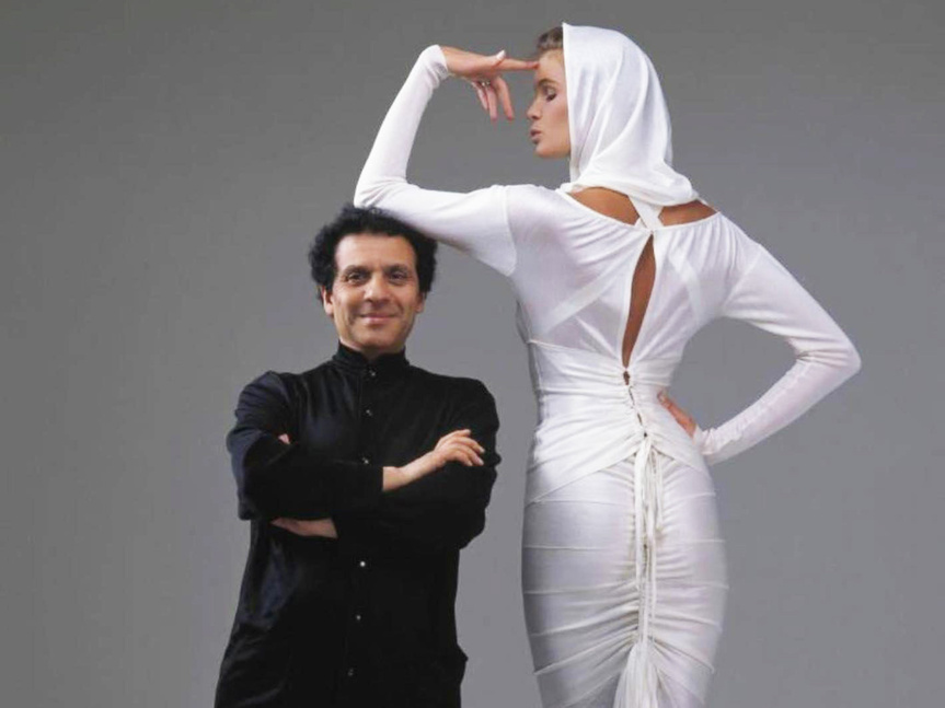 Date for ala a retrospective in london confirmed for Designer alaia azzedine