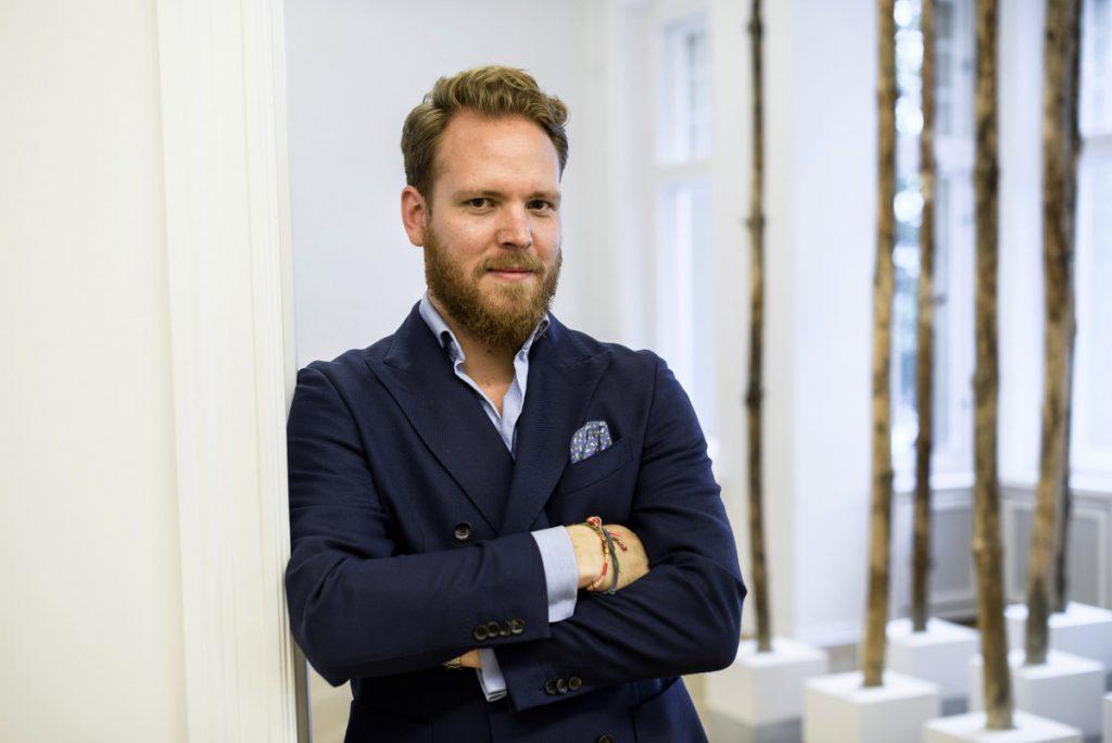 Berlin Masters 2016 Curator Philipp Bollmann